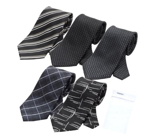ネクタイ安いセット